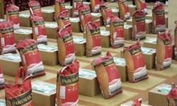 کمک مومنانه| توزیع 22 هزار بسته معیشتی توسط سپاه ناحیه در ایلام