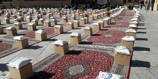 توزیع بیش از ۳۳۰۰ بسته معیشتی و احسان نان در ۲۷۶ نانوایی استان اردبیل