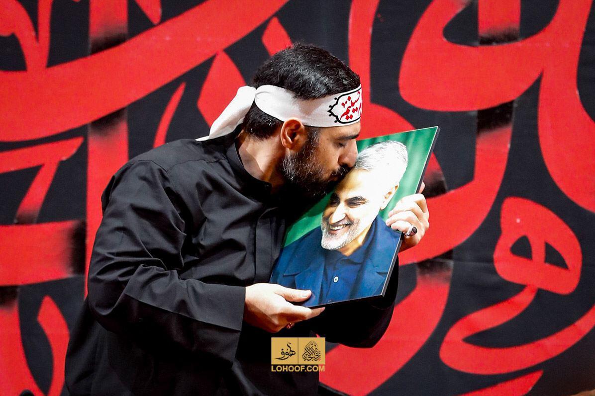 13990608000121 Test NewPhotoFree - ایران، سوگوار علمدار کربلا / داغ «حاج قاسم» دوباره زنده شده است