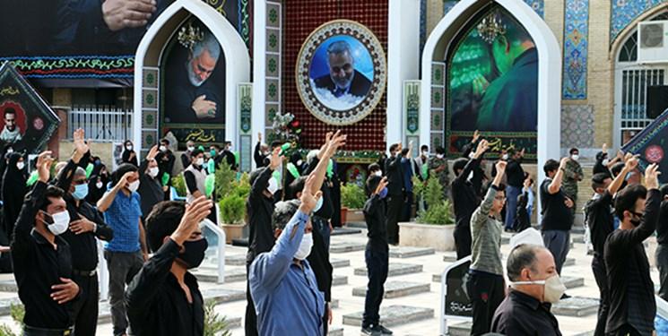 ایران، سوگوار علمدار کربلا / داغ «حاج قاسم» دوباره زنده شده است