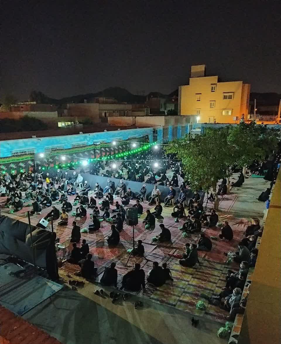 13990608000238 Test NewPhotoFree - خمینیشهر؛ حسینیهای در قلب ایران/ شهری که روضه علمدار در آن تعطیل نمیشود