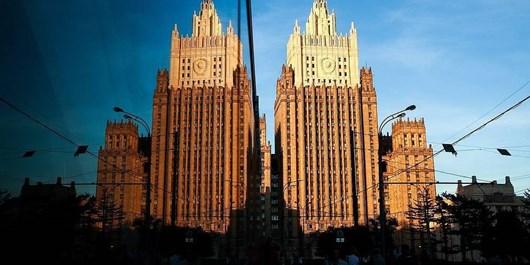 انتقاد روسیه از اقدامات ضدروسی غرب در رابطه با ماجرای «ناوالنی»
