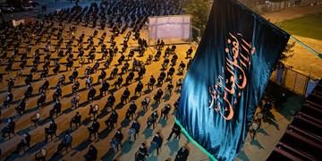 شب تاسوعای حسینی در حسینیه ثارالله ارومیه
