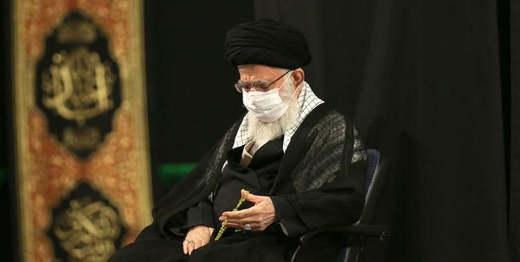 مراسم شام غریبان سالار شهیدان با حضور رهبر معظم انقلاب برگزار شد