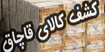 کشف بیش از 2 میلیارد ریال کالای قاچاق در محور نیکشهر-چابهار