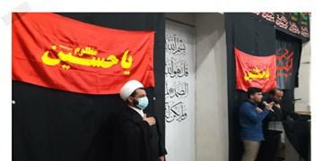 شب عاشورای حسینی در هیأتهای عزاداری دهدشت