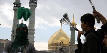 محفل عزای نوجوانان فاطمی در حرم حضرت معصومه برگزار میشود