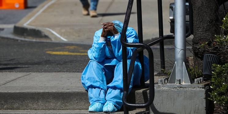 جانز هاپکینز: شمار مبتلایان به کرونا در آمریکا به 13.3 میلیون نفر رسید