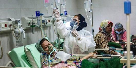 آخرین آمار بستری و فوت ناشی از کرونا در کرمان