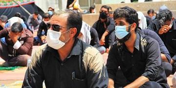 حماسه عاشورای حسینی در هرمزگان/ اقامه نماز ظهر عاشورا در بندرعباس+تصاویر