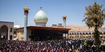 سومین حرم اهل بیت(ع) در سوگ سید و سالار شهیدان
