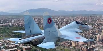 ارمنستان دنبال خرید جنگنده های «سوخو-30» از روسیه است
