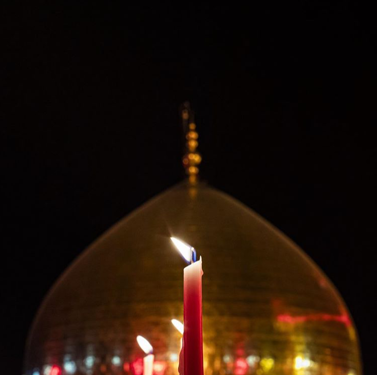 13990610000035 Test NewPhotoFree - عزاداران در کربلا با شمعهای روشن، شام غریبان را گذراندند+عکس