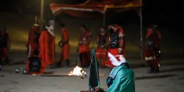 «شبیه حسین» روی آنتن شبکه چهار/نمایشی از واقعه بزرگ کربلا
