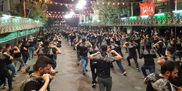فیلم| حس و حال عزاداران حسینی در قرچک