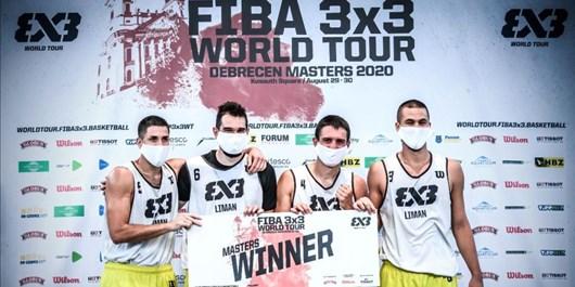 نمانیده صربستان قهرمان تور جهانی بسکتبال 3 نفره شد
