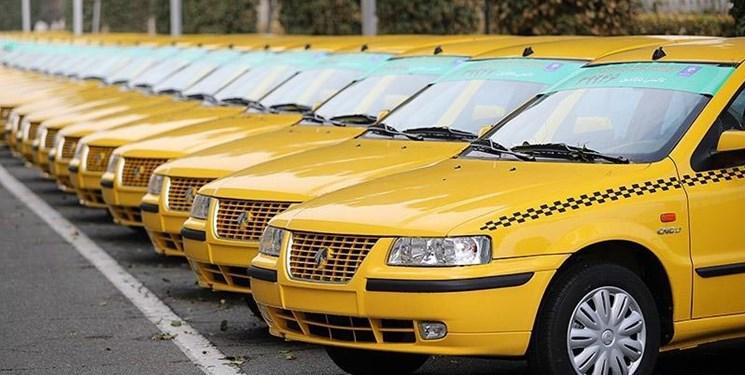 مجهز شدن تاکسی های مراغه به سامانه هوشمند پرداخت کرایه
