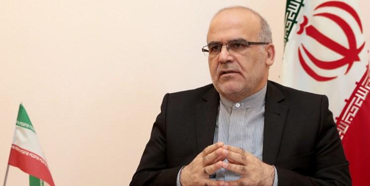 تأکید سفیر ایران بر رفع مشکلات ایجاد شده برای دانشجویان ایرانی در اوکراین