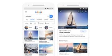 گوگل خرید عکس های جستجو شده را ساده کرد