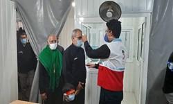 طرح آمران سلامت هلال احمر در تهران اجرا میشود