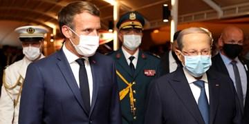 تذکر رسانه وابسته به حزبالله به رئیسجمهور فرانسه