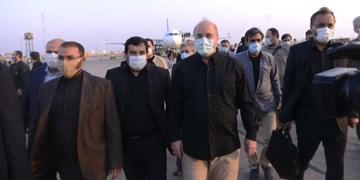 توئیتریها به استقبال قالیباف در خوزستان رفتند/ دروغ میگم آقای آشنا!