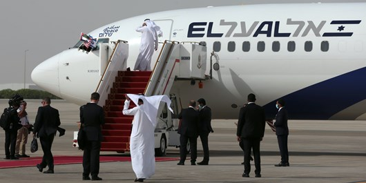بحرین هم حریم هواییاش را به روی رژیم صهیونیستی گشود