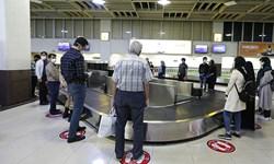 نصب 3 دوربین حرارتی در فرودگاه مهرآباد/ ضد عفونی 12 ساعته سالنهای فرودگاه