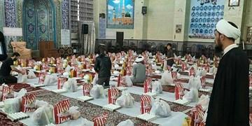 مشق جهاد طلبههای جوان در ایام کرونایی/ جهاد فرهنگی در حاشیه شهر
