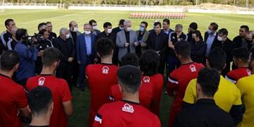 زمان سفر تراکتور به مشهد مشخص شد/ اعلام زمان نشست خبری فینال جام حذفی