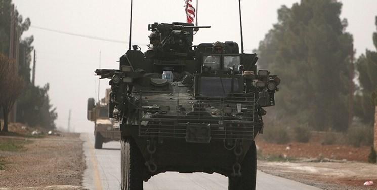 هدف قرار گرفتن کاروان نظامیان آمریکا بعد از هشدار مقاومت عراق