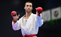 9 ماه انتظار تا المپیکی شدن ستاره کاراته قم