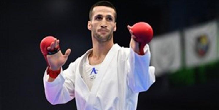 ناکامی ستاره کاراته قم در لیگ جهانی 2021