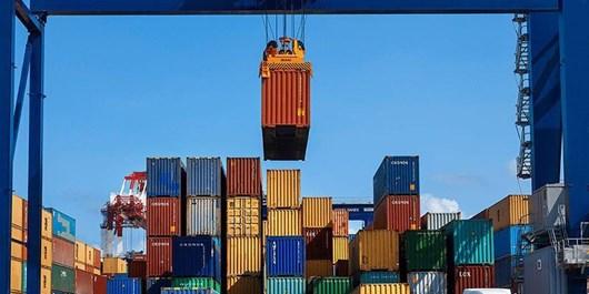 ۹۶ هزار تن کالا از استان سمنان صادر شد