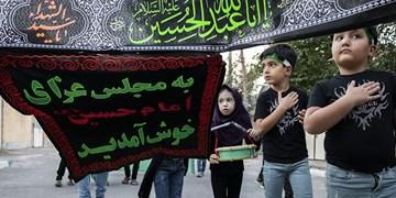 فیلم  کودکان؛ میدانداران عزاداری حسینی