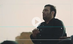 روضه خرابه شام در میان حاشیه نشین های مشهد