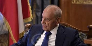 نبیه بری: روند تشکیل دولت جدید لبنان به بنبست رسیده است