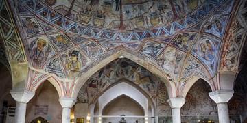 حکایت نقاشیهای ۱۳ لایه «حمام شاه»+ عکس