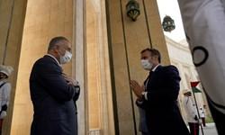 نخستوزیر عراق برای توسعه همکاری امنیتی و نظامی با فرانسه اعلام آمادگی کرد