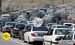 تکرار ترافیکی سنگین پایان هفته در مسیرهای خروجی شمال/ یکطرفه شدن کندوان و هراز طی ساعات آینده
