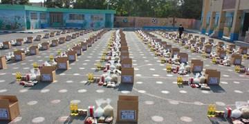 تداوم کمکهای مومنانه| جمعآوری ۱۲۰ میلیون تومان کمک مردمی توسط بانوان بسیجی جهرم