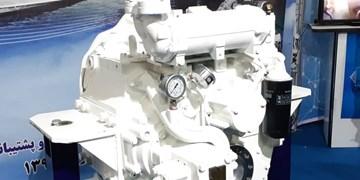 رونمایی از گیربکس دریایی بومی توسط وزارت دفاع