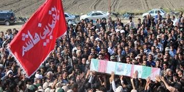 پنجشنبههای شهدایی/ شهیدی که مقارن با شهادت حضرت رقیه(س) در عملیات محرم بال در بال ملائک گشود