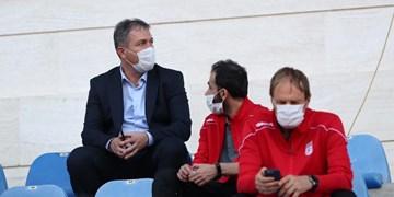 اسکوچیچ: سعی میکنم تیم جدیدی برای ایران بسازم/آزمون، طارمی و رضایی در اروپا عالی بازی میکنند