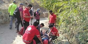 نجات کوهنورد ۳۰ساله در ارتفاعات شمال تهران