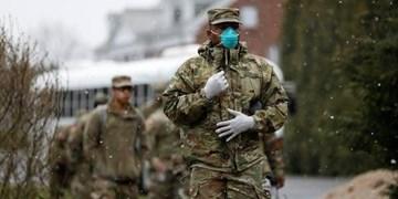 کرونا| پنتاگون مرگ یکی دیگر از نظامیان این کشور را تایید کرد