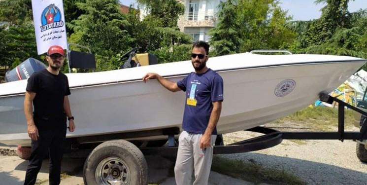 نذر سلامتی 2 برادر ناجی غریق در سواحل عباسآباد