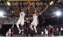 پلیآف NBA| نفسهای آخر مدعی قهرمانی/ لیکرز با باخت آغاز کرد