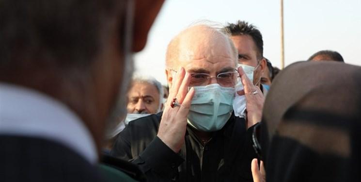 جیغ سلفیبگیران از سفر قالیباف به مناطق محروم خوزستان/ اعتماد: اختیارات رئیس مجلس باید کاهش یابد!