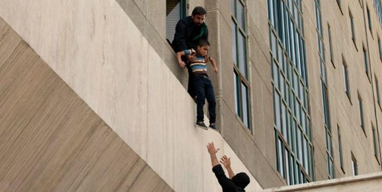 بازسازی حمله داعش به مجلس در سریال «دهنمکی» + عکس